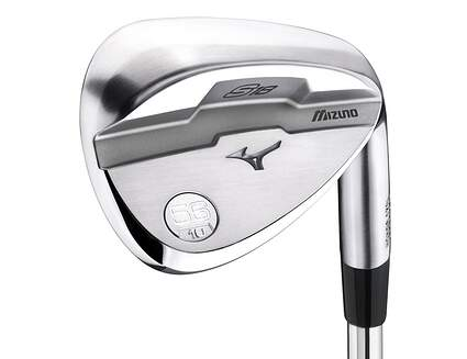 Mizuno S18 White Satin Wedge